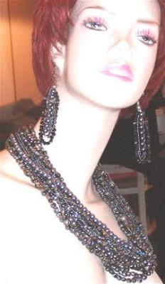 Gray Pearl Designer Jewelry