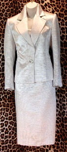 Formal Vintage 2 pc Dress