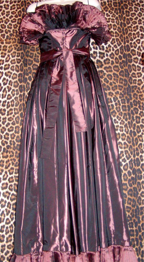 vintage designer evening gown   eBay