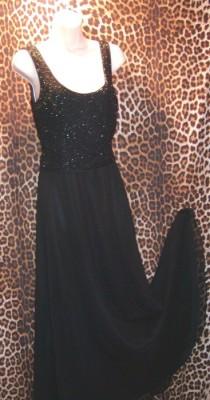 Basix Vintage Evening Gown
