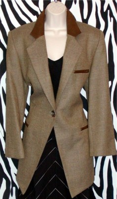 Vintage Blazer By Ellen Tracy