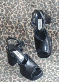 Vintage Italian Dress Sandals