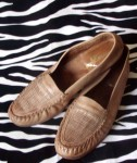 Vintage Gorgio Brutini La Glove Moccasins Loafers Size 12 D