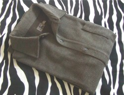 Vintage Military Green Calvin Klein Sweater Shirt