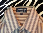 Vintage Givenchy For Chesa Silk Dress Shirt