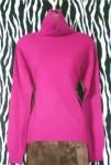 Vintage Hot Pink Angora Sweater