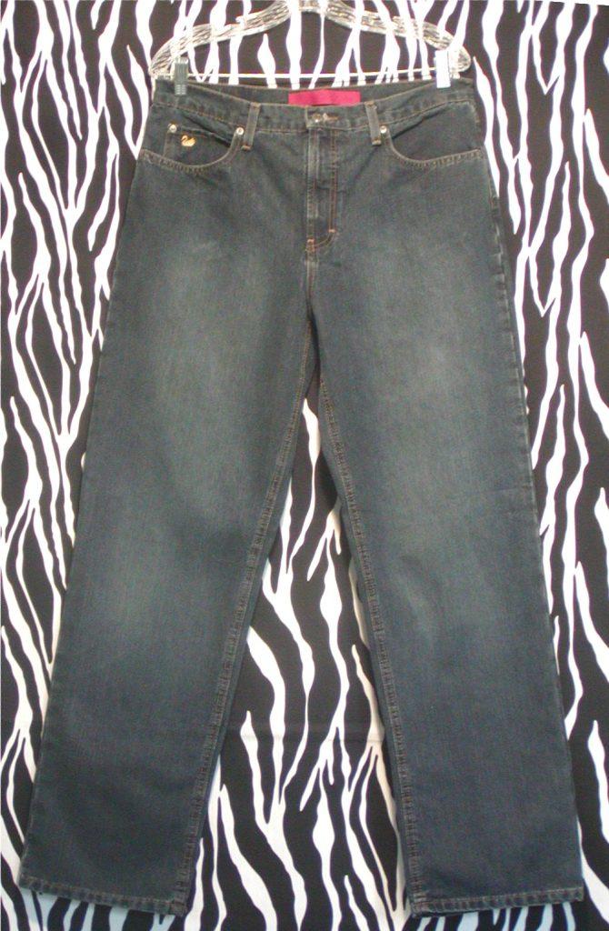 Found Vanderbilt vintage jeans