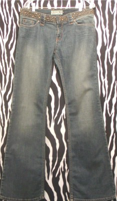 Fabulous Vintage Jeans Dark Denim