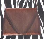 Vintage Bronze Evening Clutch Purse