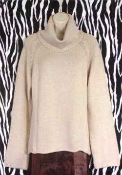 Vintage DKNY Turtleneck Tunic