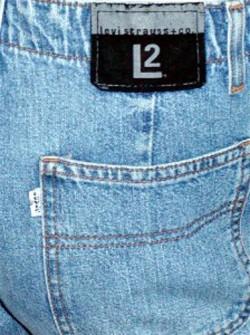 Vintage Levi Strauss Jeans