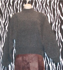 Vintage Rafaella Angora Pullover