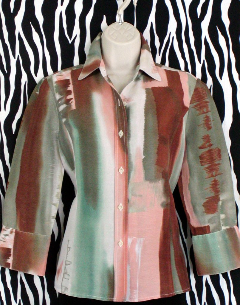 allard tracy shirt 187 vintage designer clothing
