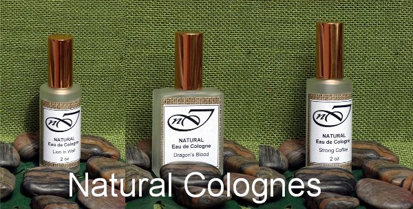 Natural Colognes