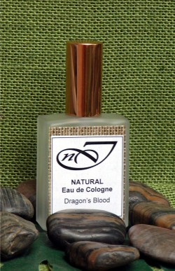 Natural Dragon's Blood Cologne