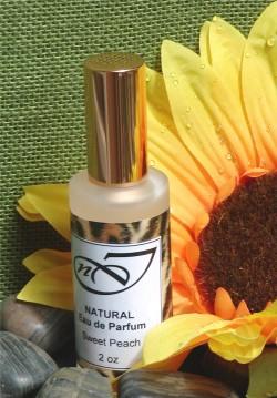Natural Peach Fragrance